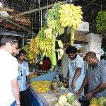 Maldives Male fruits market