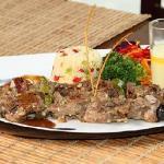 Morokkan Lamb Kebabs