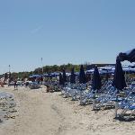 spiaggia riservata hotel