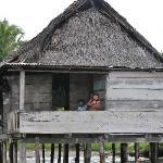 Ngobe Village