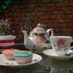 Tea in Our Garden