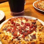 Brew house pizza & brown ale