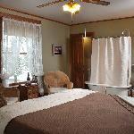 Elisha's Room, Main House