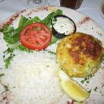 Jumbo Lump Crabcake - Lunch Special