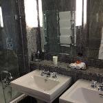Very spacious bathroom