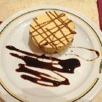 caramel dessert!