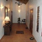 Hallway in 3 bedroom villa