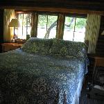 Cabin #1 interior