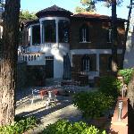 Semiramis Hotel in Platres