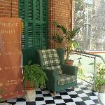Semiramis hotel interior