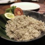 nasi sangrai - one of the best dish