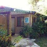 Front of Koonyum villa