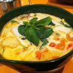 Seafood Tom Kha @ AUD$13.50