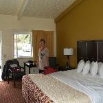 ruime en schone kamers