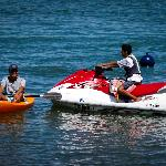Kayaks y Moto Acuática