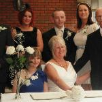 wedding at craxton wood