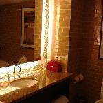 Baño de la habitación 304
