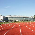 The stunning Athletics Centre