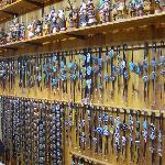 bolo ties , conchas belts , and Kachinas