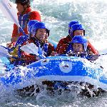 Ride the wild rapids at Lee Valley White Water Centre