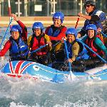 Extreme sports in Lee Valley