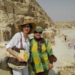 Giza - Fatma in green