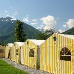 Balmer's Tent Village