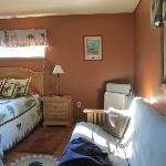 warm, cozy and wonderful rooms