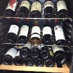 Excellent French Wine selection