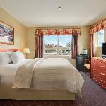 Guestroom with One King Bed