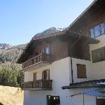 Foto de Bucaneve Hotel