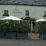 Front of the Crown Inn