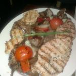 Mixed Chargrill Feast (for 2)