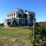 Clint Murchison mansion at Tara Winery