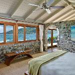 One bedroom cottage view