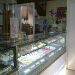 New ice cream shop!