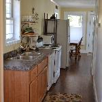 Fern Lake Kitchen