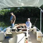 great pontoon for fishing