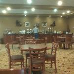 Contintental Breakfast Area