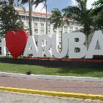 Paseo obligado en Aruba