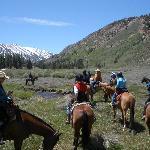 Day ride to Burt Canyon, a pristine wilderness