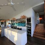 Bar and Coffee area