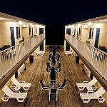 Sunburst Motel 2 Deck