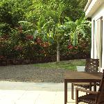 Gardens at villa 3