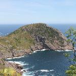 Heading toward Cuckold's Cove Lookout