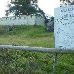 Prison cells at McLeod Eco Farm