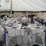 Stunning marquee