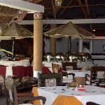 un parte del ristorante