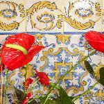 Poruguese XVII Century original tiles