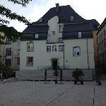 Foto di Parc Beaux-Arts Hotel Luxembourg
